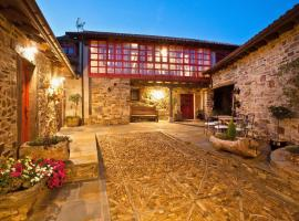 Via Avis, country house in Santa Catalina de Somoza