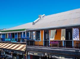 Bohemian Lofts Backpackers, hostel in Cape Town