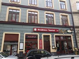 Résidence Tournet, hotel conveniente a Cracovia