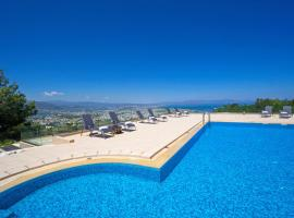 Golden Key Villas, accessible hotel in Chania Town