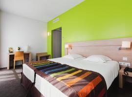 Esatitude Hotel, отель в Ницце