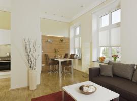City Park Boardinghouse - #25-30 - Freundliche Apartments, wahlweise mit Frühstück, im Zentrum, hotel in Leipzig