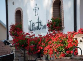 Il Lavatoio Dimora Storica, hotell i Castel di Sangro