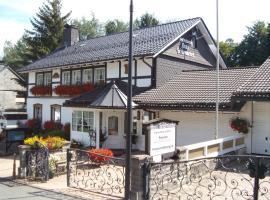 Pension Haus Seidenweber, hotel in Schmallenberg