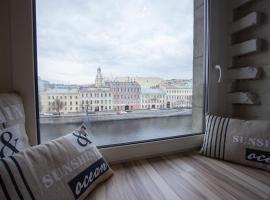 Дягилев бутик-отель, отель в Санкт-Петербурге, рядом находится Музей Фаберже
