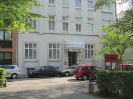 Hotel Stephan, Hotel in der Nähe von: Hamburger Fischmarkt, Hamburg