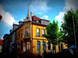 Hotel Lamm, Hotel in Pforzheim