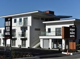 103 Prince of Bealey Motel, hotel near Victoria Street, Christchurch