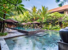 Kejora Suites, hotel with pools in Sanur