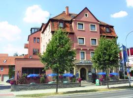 Hotel Rothenburger Hof, hotel a Rothenburg ob der Tauber