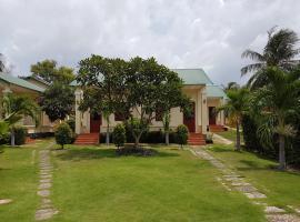 Herbal Hotel & Spa, отель в Муйне