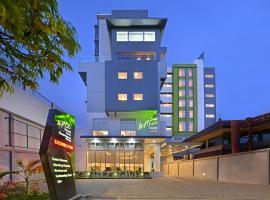 Whiz Prime Hotel Basuki Rahmat Malang, hotel in Malang