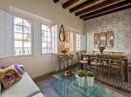 Genteel Home Galera, pet-friendly hotel in Seville