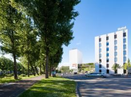 Hotel Stücki, hotel en Basilea