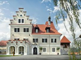 G'Schloessl Murtal, Hotel in Großlobming
