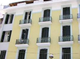 Zeus Hostel, hostel in Athens