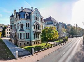 Pension VILLA KLEINE WARTBURG, guest house in Eisenach