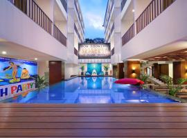 Fame Hotel Sunset Road, hotel a Kuta