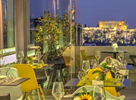 Polis Grand Hotel, hotel in Athens