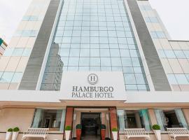 Hamburgo Palace Hotel, hotel em Balneário Camboriú
