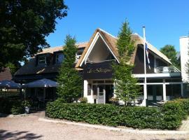 Hotel en Restaurant de Stripe, hotel in Wijnjewoude