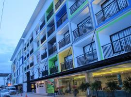 素萬那普東方度假村,萊卡邦的飯店