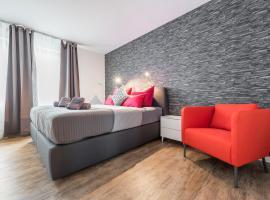 Wohnen auf Zeit - Innenstadt-Appartements, hotel in Freiburg im Breisgau