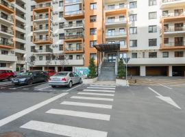 Basarab Luxury Apartments, hotel in Bucharest