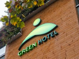 Green Hotel, hotel in Genk