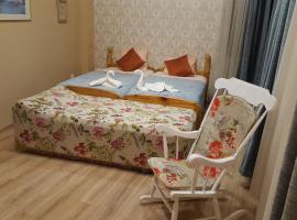 Hangulat Vendégház Apartmanok, Hotel in Orosháza