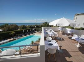 Hôtel de la Plage, beach hotel in La Grande-Motte