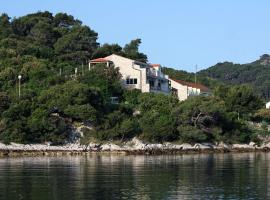 Apartments by the sea Polace, Mljet - 613, hotel in Polače