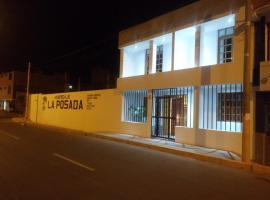La Posada, guest house in Pimentel