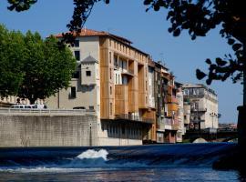 Grand Hôtel de Castres, hôtel à Castres