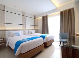 Java Lotus Hotel Jember, hotel di Jember