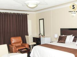 Streets of Gold Guest House, B&B in Gaborone
