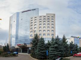 Hampton By Hilton Iasi, hotel near Iași Romanian National Opera, Iaşi