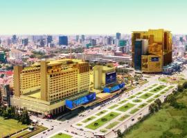 NagaWorld Hotel & Entertainment Complex, hotel Phnompenben