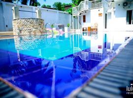 Lulus Resort, hotel v destinaci Anuradhápura