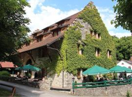 WASSERSTELZ Historisches Genusshotel & Restaurant am Rhein, hotel near Rhine Falls, Hohentengen
