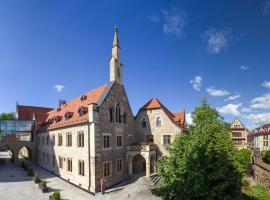 Ev. Augustinerkloster zu Erfurt, hotel near Erfurt Airport - ERF,