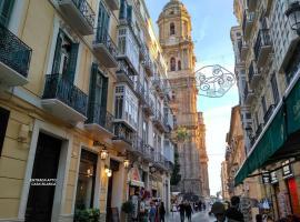 Luxury Catedral, hotel di lusso a Málaga
