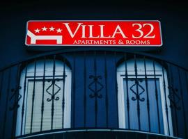 Guesthouse Villa 32, hotel u Vukovaru