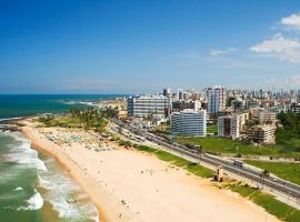 Apartamento na praia de Armação, hotel near Bahia Convention Centre, Salvador