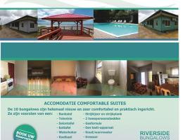 Riverside Bungalow Comm., hotel in Meerzorg