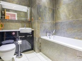 Glasgow SSE Hydro Apartment with Secure Parking, hotel near House for an Art Lover, Glasgow