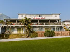 St Michaels Sands Hotel & Time Share Resort, resort in Shelly Beach