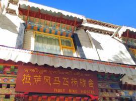 Fengma Feiyang Hostel, hotel near Lhasa Railway Station, Lhasa