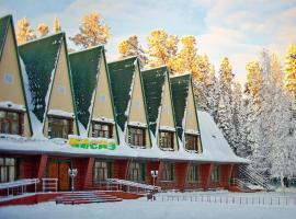 Отель Миснэ, отель в Ханты-Мансийске