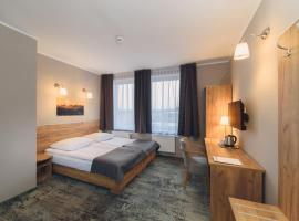 Hotel Pod Jesiotrem – hotel w mieście Łabiszyn